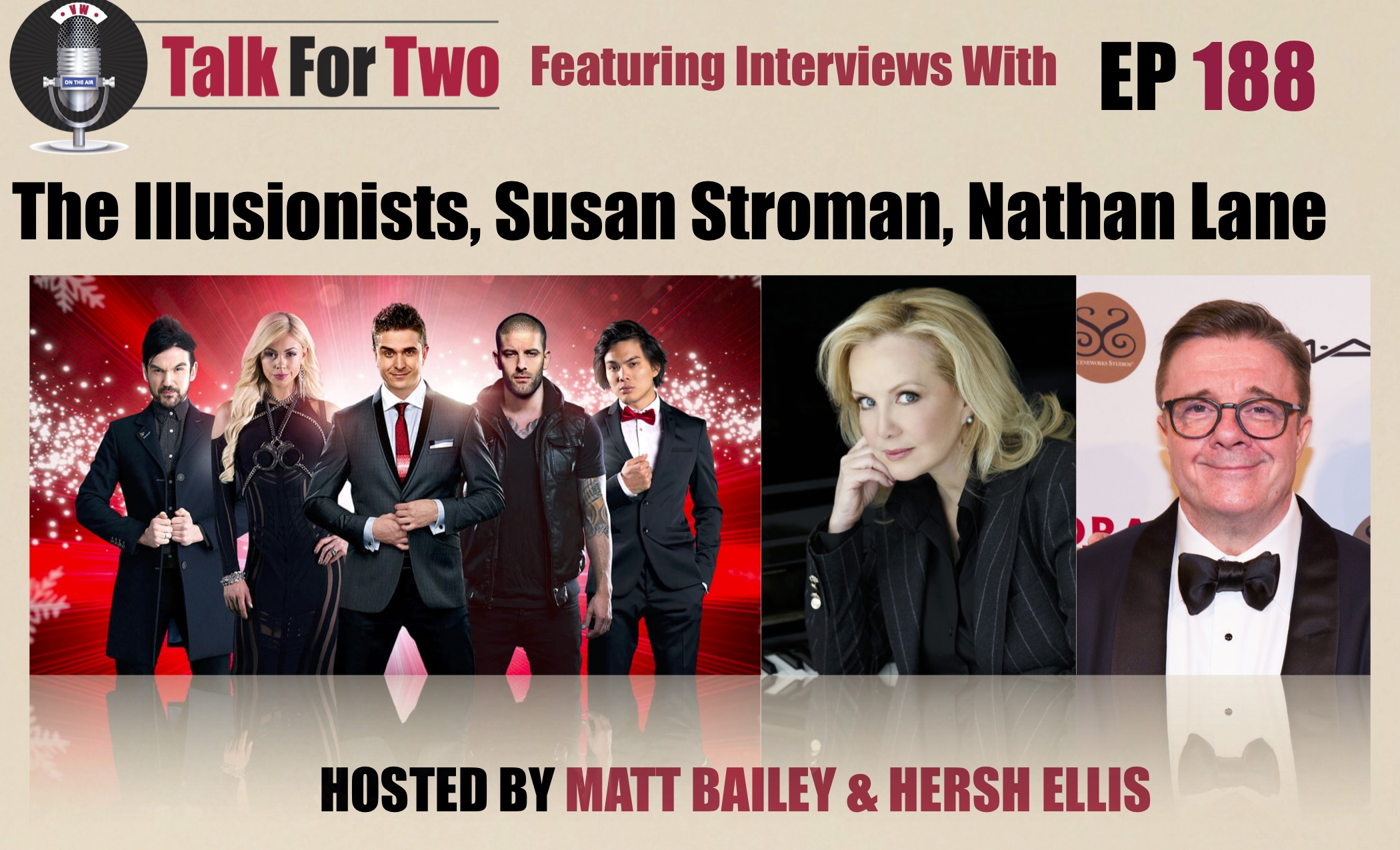 Nathan Lane, The Illusionists, The Drama League, Drama League Gala, Susan Stroman