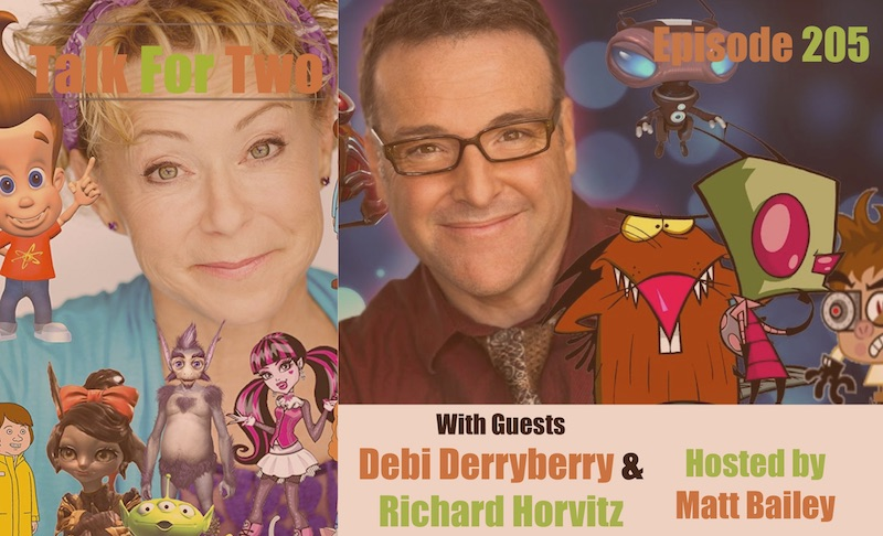 Debi_Derryberry, Richard_Horvitz
