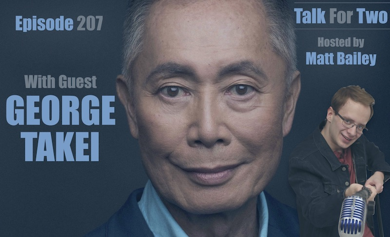 George_Takei, Matt_Bailey, Talk_For_Two, Allegiance