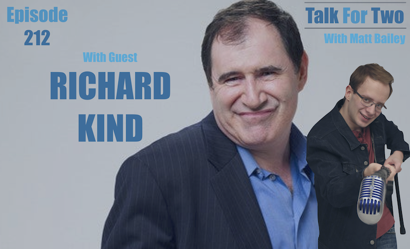 Richard_Kind, Matt_Bailey, Talk_for_Two