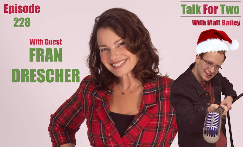 Fran Drescher, Matt Bailey, Talk For Two, The Christmas Setup